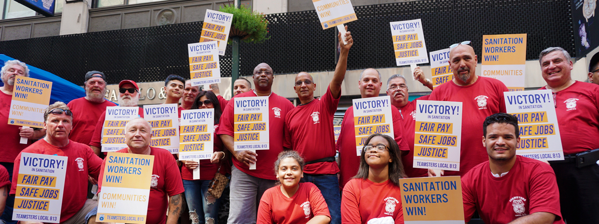 Sanitation Workers Win Campaign for Reform