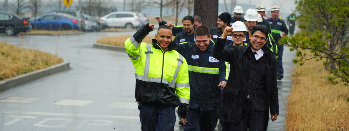 Recycling Workers Join Teamsters