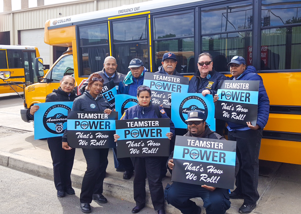Consolidated Bus Company Teamsters