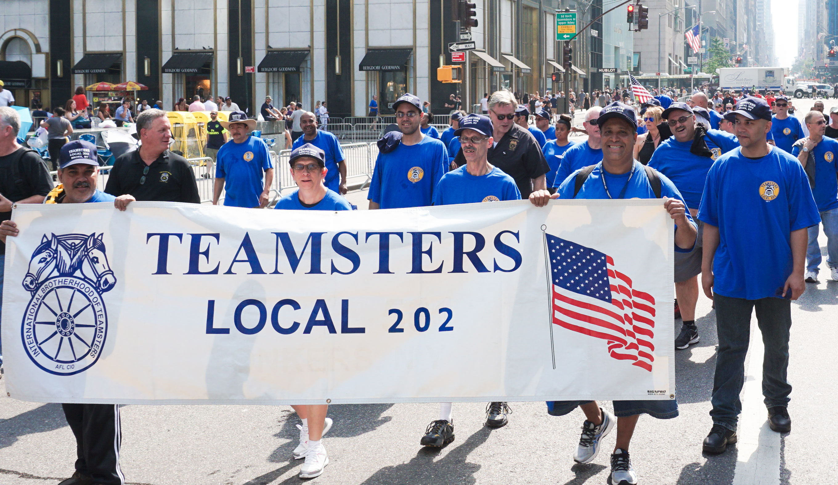Teamsters Local 202