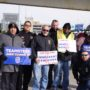 Teamsters Stand with Muslims at JFK