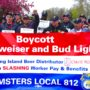 Budweiser Disappears from Store Shelves as Strike Continues on Long Island