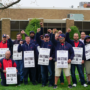 Labor Closes Ranks Behind Long Island Budweiser Strikers as Distributor Brings in Out-of-State Scabs