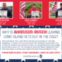 Teamsters Call Out Anheuser-Busch on Memorial Day Weekend