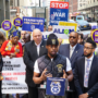 Council Members and Teamsters Rally for Suspension of Dangerous Carter and Reforms to Waste Industry