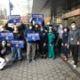 Teamsters Deliver 300 Meals to Healthcare Workers on May Day