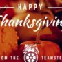 Happy Thanksgiving from Teamsters Joint Council 16