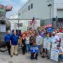 Teamsters Denounce Billionaire John Catsimatidis for Firing Striking Workers