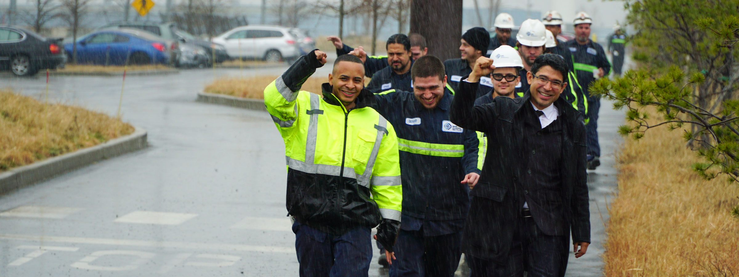 Recycling Workers Win Teamsters Contract