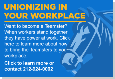 Unionizing in Your Workplace