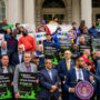 New Yorkers Cheer Signing of Commercial Sanitation Reform Bill