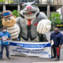 Striking Oil Workers Protest Catsimatidis for Underpaying Essential Workers